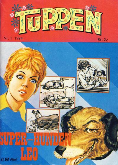 Cover for Tuppen (Serieforlaget / Se-Bladene / Stabenfeldt, 1969 series) #1/1984