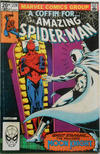Cover Thumbnail for The Amazing Spider-Man (1963 series) #220 [British Price Variant]