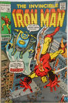 Cover Thumbnail for Iron Man (1968 series) #36 [British Price Variant]