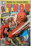 Cover for Thor (Marvel, 1966 series) #285 [British Price Variant]