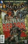 Cover for Batman: Arkham Knight (DC, 2015 series) #7