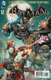 Cover for Batman: Arkham Knight (DC, 2015 series) #8
