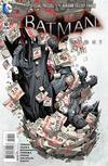 Cover for Batman: Arkham Knight (DC, 2015 series) #10