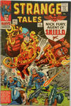Cover Thumbnail for Strange Tales (1951 series) #142 [British]