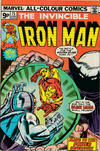 Cover for Iron Man (Marvel, 1968 series) #75 [British]
