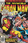 Cover for Iron Man (Marvel, 1968 series) #109 [British Price Variant]