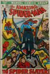 Cover for The Amazing Spider-Man (Marvel, 1963 series) #105 [British]