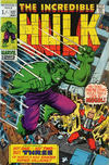 Cover for The Incredible Hulk (Marvel, 1968 series) #127 [British Price Variant]