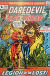 Cover for Daredevil (Marvel, 1964 series) #96 [British Price Variant]