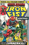 Cover for Marvel Premiere (Marvel, 1972 series) #24 [British Price Variant]