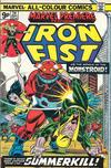 Cover for Marvel Premiere (Marvel, 1972 series) #24 [British]