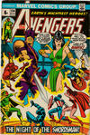 Cover Thumbnail for The Avengers (1963 series) #114 [British Price Variant]