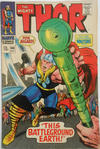 Cover for Thor (Marvel, 1966 series) #144 [British Price Variant]