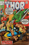 Cover for Thor (Marvel, 1966 series) #178 [British Price Variant]