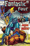 Cover Thumbnail for Fantastic Four (1961 series) #93 [British Price Variant]