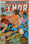 Cover Thumbnail for Thor (1966 series) #269 [British Price Variant]