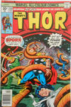Cover Thumbnail for Thor (1966 series) #256 [British Price Variant]