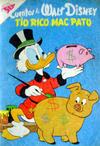 Cover for Cuentos de Walt Disney (Editorial Novaro, 1949 series) #181