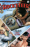 Cover for The Rocketeer: Cargo of Doom (IDW, 2012 series) #1 [Cover B Dave Stevens]