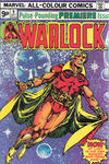 Cover for Warlock (Marvel, 1972 series) #9 [British]