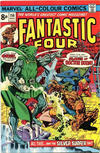 Cover for Fantastic Four (Marvel, 1961 series) #156 [British Price Variant]