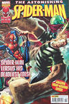 Cover for Astonishing Spider-Man (Panini UK, 2009 series) #59
