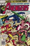 Cover Thumbnail for The Avengers (1963 series) #163 [British Variant]