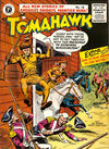 Cover for Tomahawk (Thorpe & Porter, 1954 series) #16