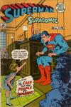 Cover for Superman Supacomic (K. G. Murray, 1959 series) #115