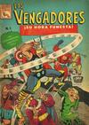 Cover for Los Vengadores (Editora de Periódicos La Prensa S.C.L., 1965 series) #5