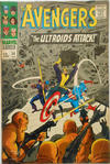 Cover Thumbnail for The Avengers (1963 series) #36 [British]