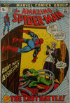 Cover Thumbnail for The Amazing Spider-Man (1963 series) #115 [British Price Variant]