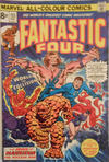 Cover for Fantastic Four (Marvel, 1961 series) #153 [British]