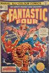 Cover for Fantastic Four (Marvel, 1961 series) #153 [British Price Variant]
