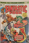 Cover for Fantastic Four (Marvel, 1961 series) #154 [British Price Variant]