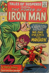 Cover for Tales of Suspense (Marvel, 1959 series) #55 [British]