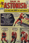 Cover for Tales to Astonish (Marvel, 1959 series) #43 [British Price Variant]