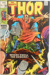 Cover for Thor (Marvel, 1966 series) #163 [British Price Variant]