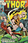 Cover for Thor (Marvel, 1966 series) #192 [British Price Variant]