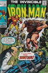 Cover for Iron Man (Marvel, 1968 series) #24 [British]