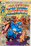 Cover for Captain America (Marvel, 1968 series) #232 [Regular Edition]