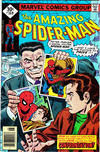 Cover for The Amazing Spider-Man (Marvel, 1963 series) #169 [Whitman]