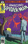 Cover for The Amazing Spider-Man (Marvel, 1963 series) #196 [Direct Edition]