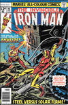 Cover for Iron Man (Marvel, 1968 series) #98 [British Price Variant]