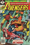 Cover Thumbnail for The Avengers (1963 series) #156 [Whitman Edition]