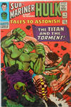 Cover for Tales to Astonish (Marvel, 1959 series) #79 [British Price Variant]