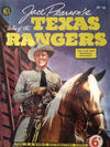 Cover for Jace Pearson of the Texas Rangers (World Distributors, 1953 series) #16