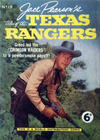 Cover for Jace Pearson of the Texas Rangers (World Distributors, 1953 series) #19