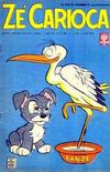 Cover for Zé Carioca (Editora Abril, 1961 series) #609
