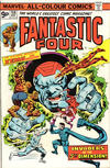 Cover for Fantastic Four (Marvel, 1961 series) #158 [British Price Variant]